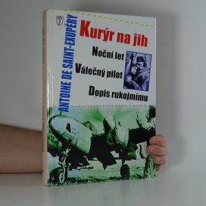 náhled knihy - Kurýr na jih