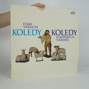náhled knihy - České vánoční koledy, Koledy evropských národů