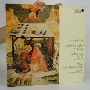 náhled knihy - Edmund Pascha: Vánoční omša, Koledy