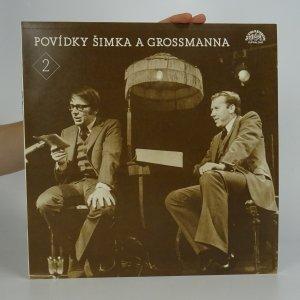 náhled knihy - Povídky Šimka a Grossmanna 2