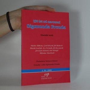 náhled knihy - 150 let od narození Sigmunda Freuda