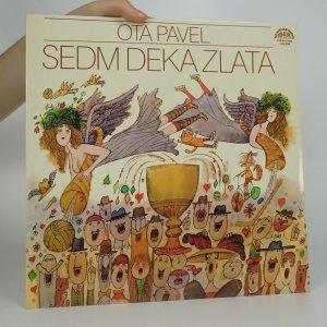 náhled knihy - Ota Pavel: Sedm deka zlata