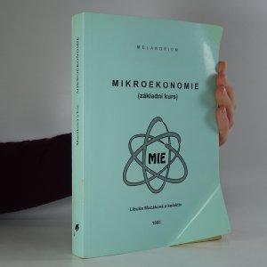 náhled knihy - Mikroekonomie (základní kurs)