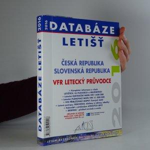 náhled knihy - Databáze letišť. Česká republika Slovenská republika. VFR letecký průvodce