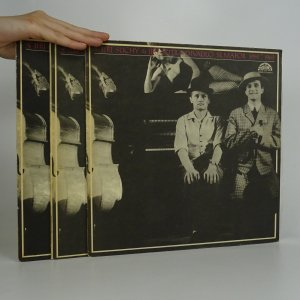 náhled knihy - Jiří Suchý & Jiří Šlitr & Divadlo Semafor 1959–1969 (3x LP, komplet)