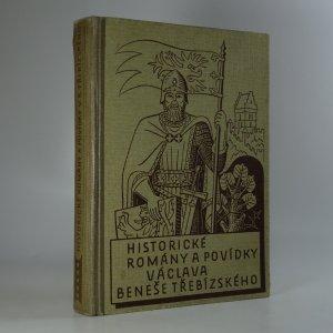 náhled knihy - Historické romány a povídky Václava Beneše Třebízského 5. díl