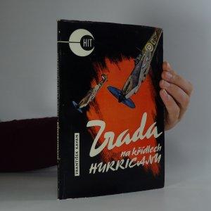 náhled knihy - Zrada na křídlech Hurricanu