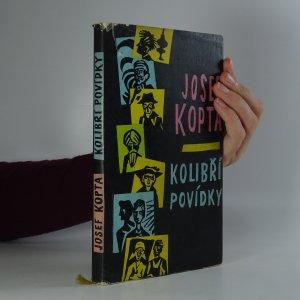 náhled knihy - Kolibří povídky