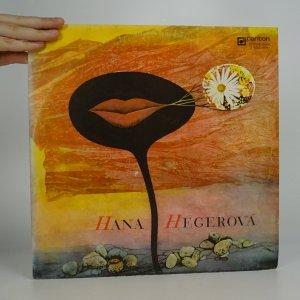 náhled knihy - Hana Hegerová: Recital