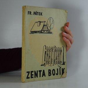 náhled knihy - Zenta Bojík
