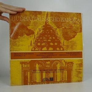 náhled knihy - Hudba italského baroka