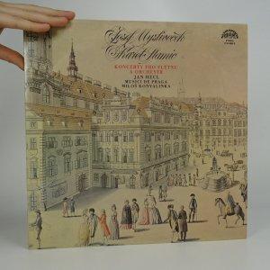 náhled knihy - Josef Mysliveček, Karel Stamic: Koncerty pro flétnu a orchestr