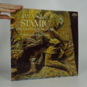 náhled knihy - Jan Václav Stamic: Orchestrální skladby