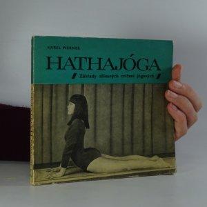 náhled knihy - Hathajóga - základy tělesných cvičení jógových