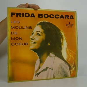 náhled knihy - Frida Boccara: Les Moulins De Mon Coeur