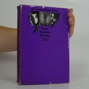 náhled knihy - Návrat Sherlocka Holmese