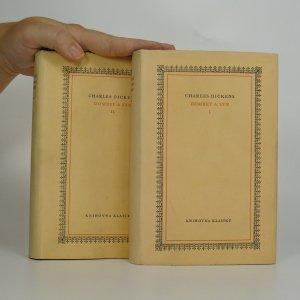 náhled knihy - Dombey a syn. (2 svazky, komplet)