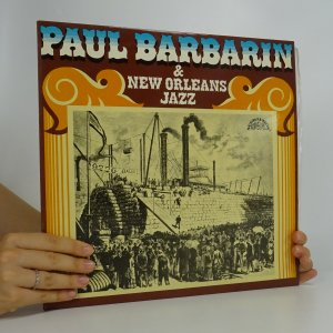 náhled knihy - Paul Barbarin: New Orleans Jazz