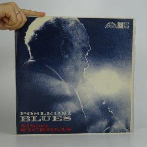 náhled knihy - Albert Nicholas: Poslední blues