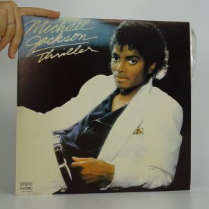 náhled knihy - Michael Jackson: Thriller