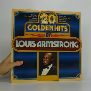 náhled knihy - Louis Armstrong: 20 Golden Hits