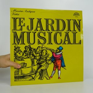 náhled knihy - Musica Antiqua Vídeň: Le Jardin Musical