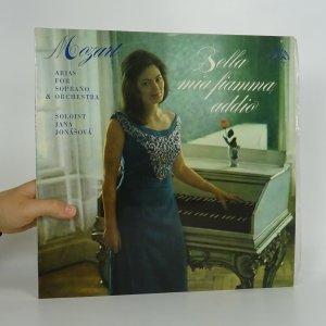 náhled knihy - Mozart, Jana Jonášová : Bella Mia Fiamma Addio
