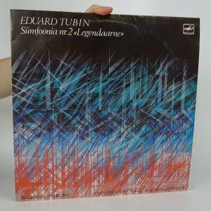 náhled knihy - Eduard Tubin: Sümfoonia nr. 2