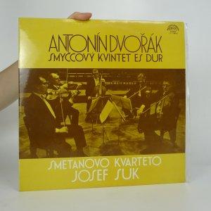 náhled knihy - Antonín Dvořák: Smyčcový kvintet Es dur
