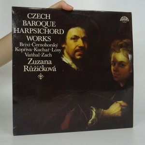 náhled knihy - Czech Baroque Harpsichord Works