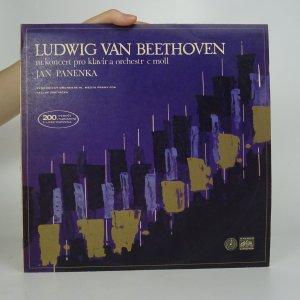 náhled knihy - Ludwig van Beethoven: III. koncert pro klavír a orchestr c moll