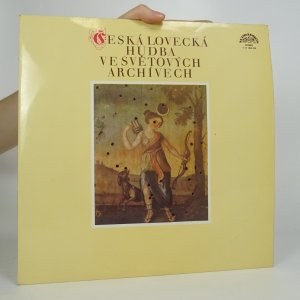 náhled knihy - Česká lovecká hudba ve světových archívech