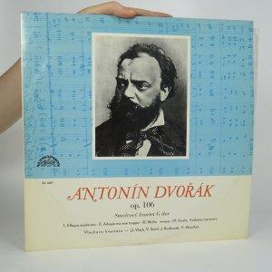 náhled knihy - Antonín Dvořák: op. 106, Smyčcový kvartet G dur