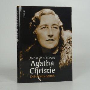 náhled knihy - Agatha Christie. Dokončený portrét
