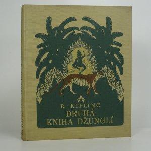 náhled knihy - Druhá kniha džunglí