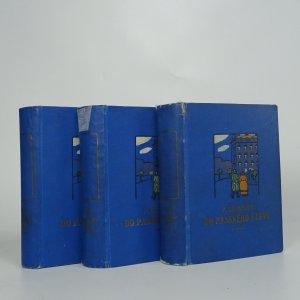 náhled knihy - Do panského stavu I-VI. (6 dílů ve třech svazcích)