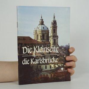 náhled knihy - Die Kleinseite, die Karlsbrücke