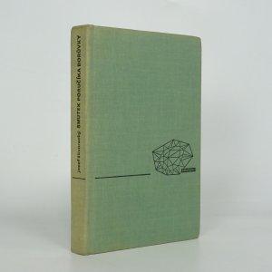 náhled knihy - Smutek poručíka Borůvky