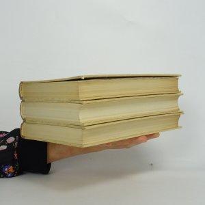 antikvární kniha Anna Kareninová (1. - 3. díl), 1951