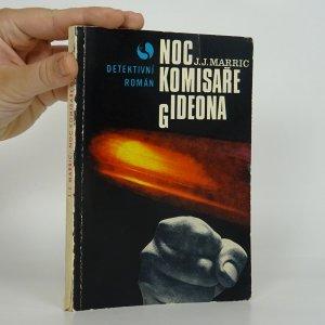 náhled knihy - Noc komisaře Gideona