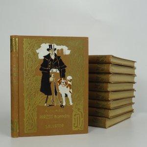 náhled knihy - Pařížští Mohykáni I-IX. díl (9 svazků)