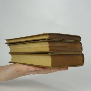 antikvární kniha Spisy Julia Zeyera (11 svazků), 1927