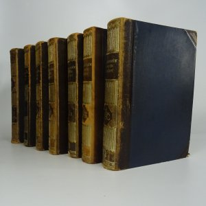 náhled knihy - Masarykův slovník naučný Díl 1.-7. (7 svazků, komplet)