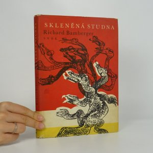náhled knihy - Skleněná studna. Má první velká knížka pohádek.