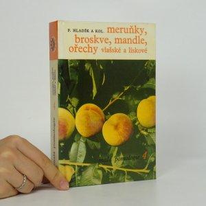 náhled knihy - Meruňky, broskve, mandle, ořechy vlašské a lískové