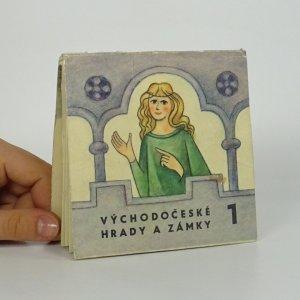 náhled knihy - Východočeské hrady a zámky 1 (pop-up leporelo)