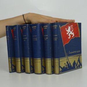 náhled knihy - Legionářská epopeja I-V. +  Plukovník Švec. (6 svazků)