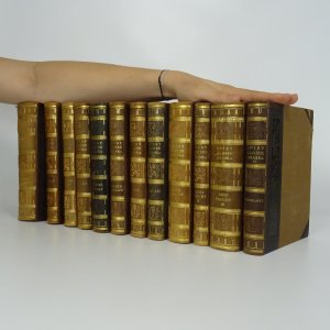 náhled knihy - Spisy Aloise Jiráska I.-XI., XV. (12 svazků)
