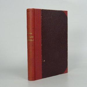 náhled knihy - Sen lásky Napoleona I.