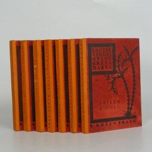 náhled knihy - Laciné vydání spisů Breta Harta (sv. 1-3, 5-7, 13)